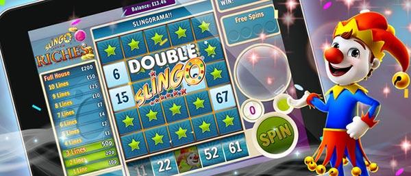 Gaming Realms' Slingo