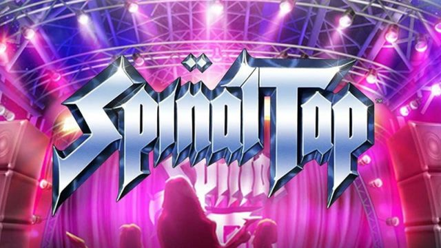 New game by Blueprint Gaming, Spinal Tap