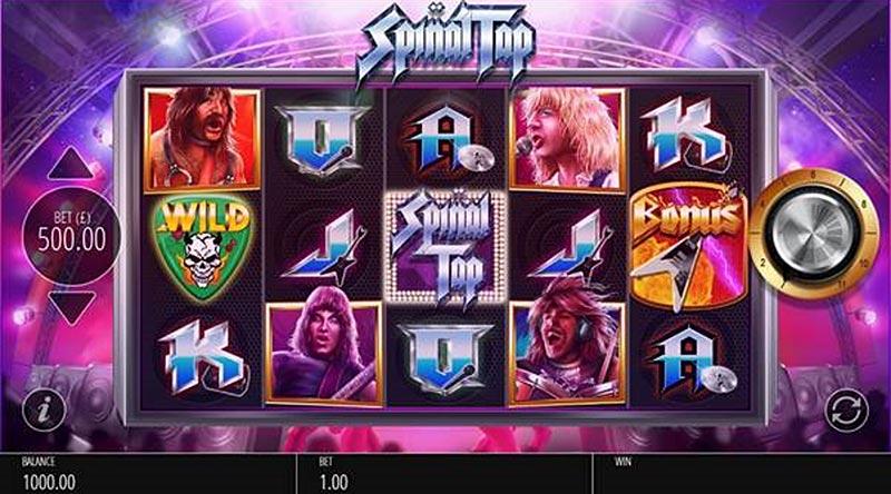 Spinal Tap Online Slot