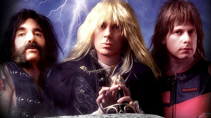 Popular 80's cult movie, This Is Spinal Tap