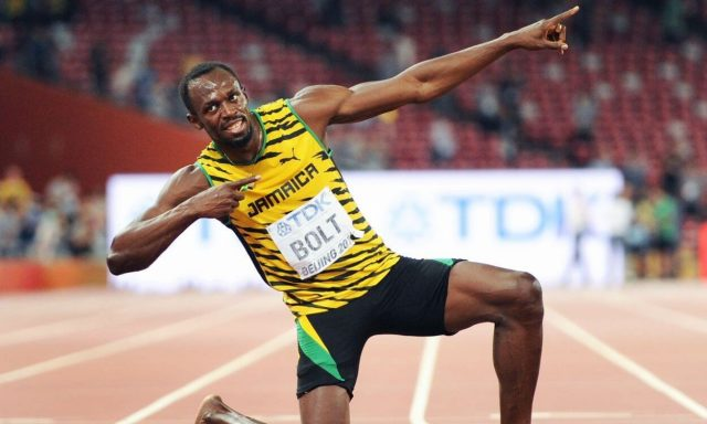 Will we see Bolt on the football field?
