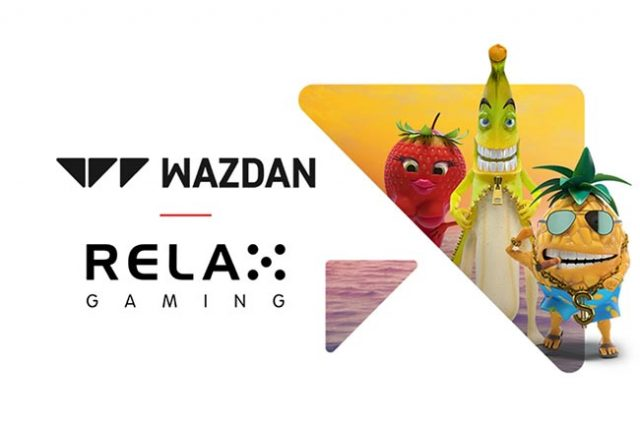 Wazdan partners with Relax Gaming