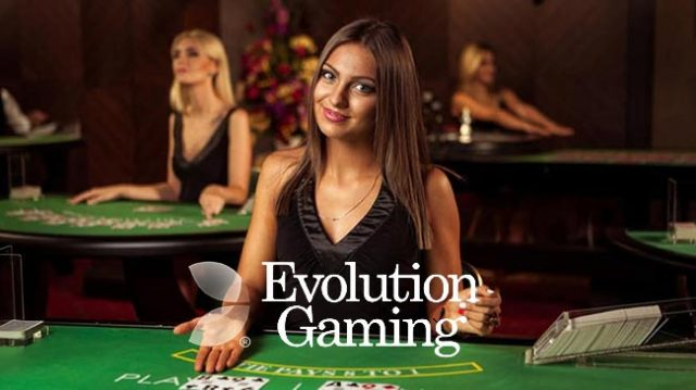 Evolution Gaming Eyes Out US Growth