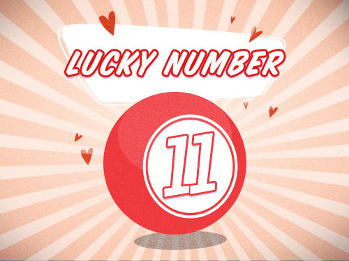Lucky numbers are a common superstition in bingo