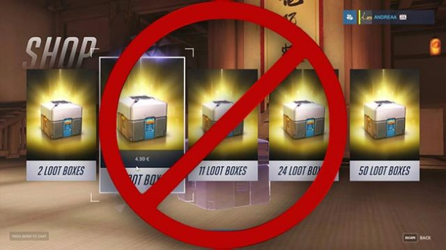 Belgium Game Developers Remove In-Game Loot Boxes