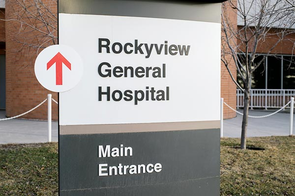 Rockyview General Hospital offer free VR services