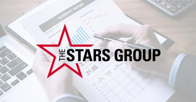 Stars Group to File BAR