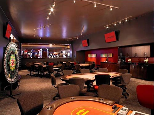 Treasure Island's Poker Room closes