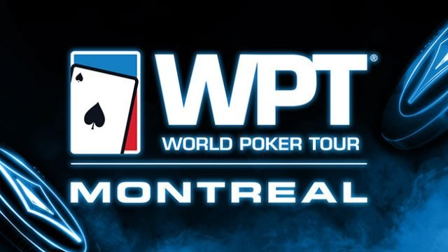 WPT Releases its Montreal Event Schedule