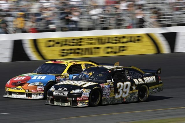 Legal Sports Betting Could Benefit NASCAR