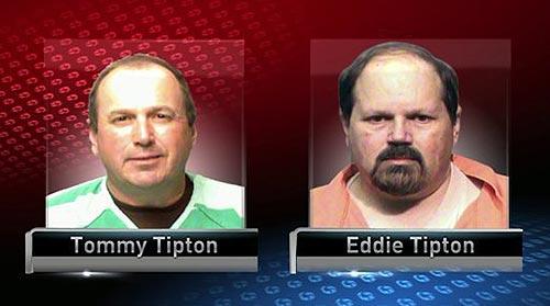 Eddie and Tommy Tipton