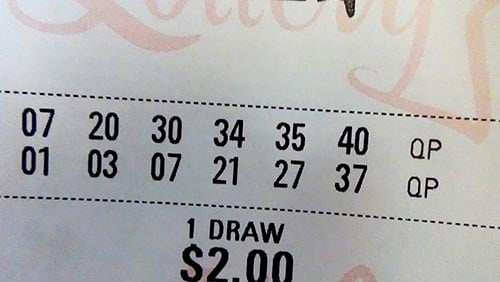 US's Biggest Lottery Scam