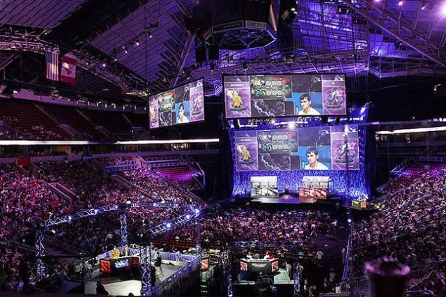 eSports taking over