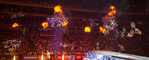 Yggdrasil joined forces with Nitro Circus