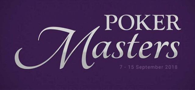 Poker Masters kicks off