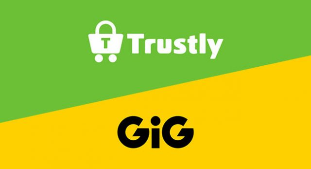 Trustly and GiG Partner Up