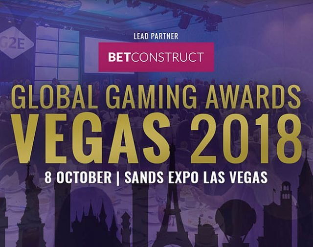 2018 Global Gaming Awards Las Vegas