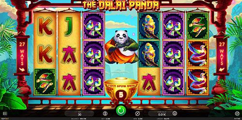 The Dalai Panda