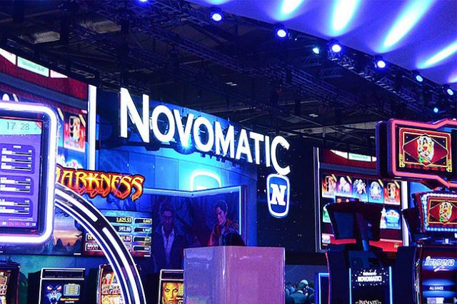 Novomatic to pay out gambling addict