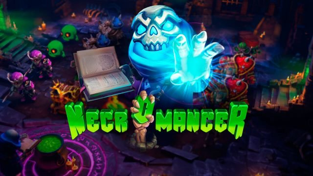 Necromancer virtual reality slot