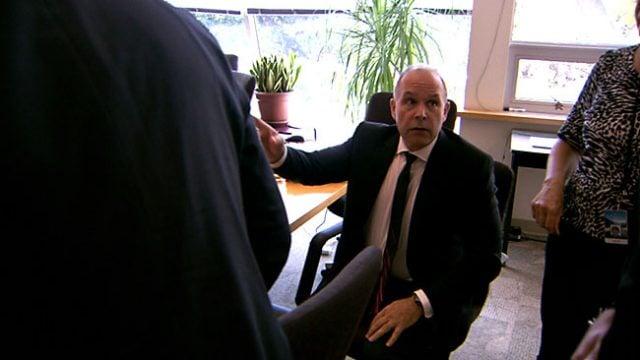 Robert Kroeker resigns from JIBC