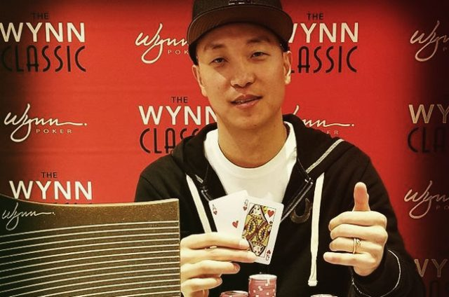 Sung Victorious at Wynn Poker Fall Classic