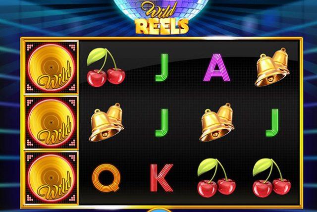 GiG's new slot, Wild Reels