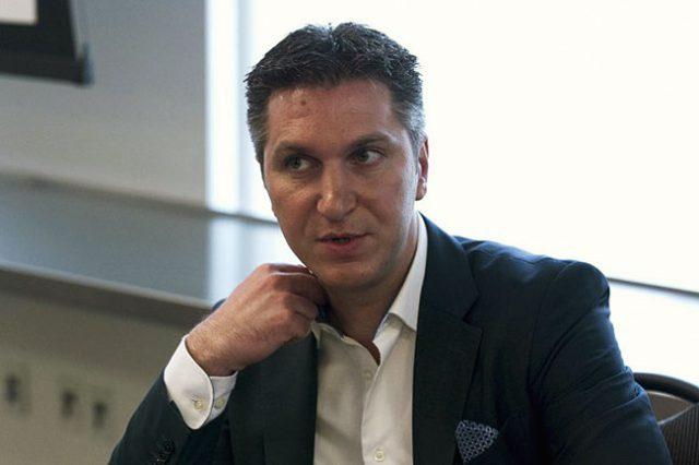 Amaya's David Baazov