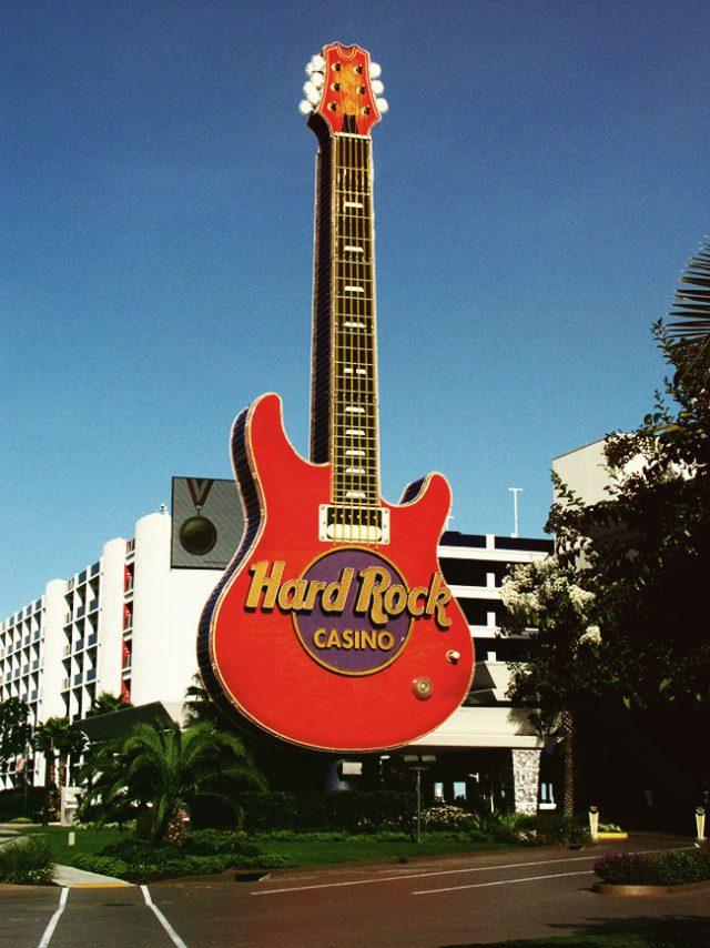 Evolution Gaming Coming to Hard Rock Casino