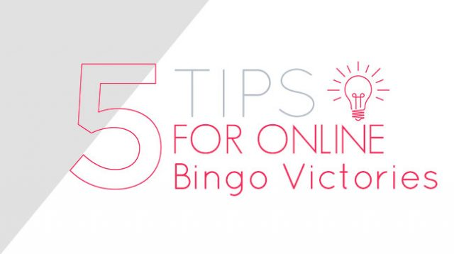 Top 5 Bingo Tips