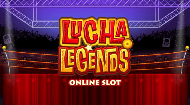 Lucha Legend Microgaming Casino