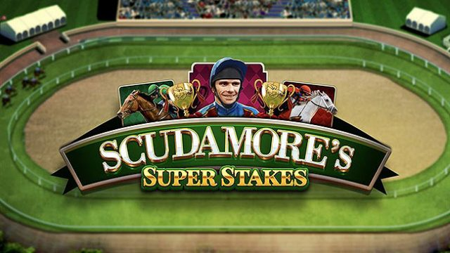 Peter Scudamore Gets His Own NetEnt Slot