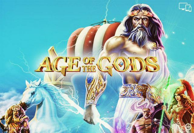 Playtech's Age of the Gods Breaks Into Bingo