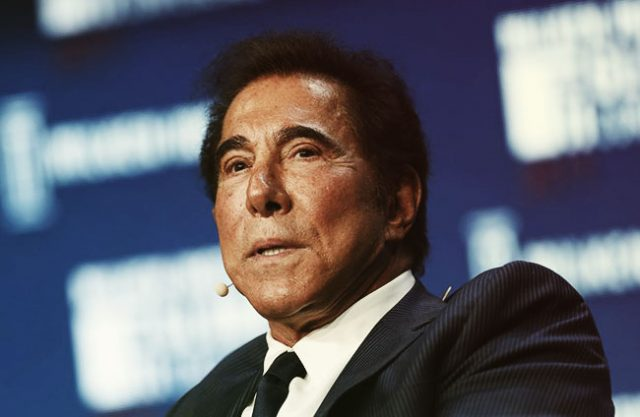 Steve Wynn Attempts to Block Harassment Report