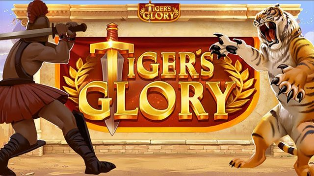 Quickspin's Tiger's Glory Slot Unveiled