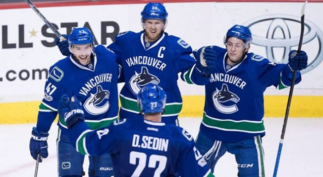 Young Vancouver Canucks Aim For the Stars