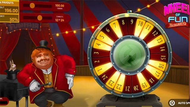 Wheel of Fun Debuts at FunFair Casinos