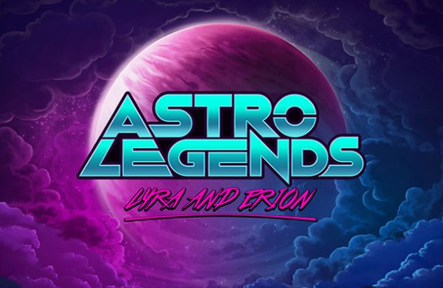 Blast Off With Microgaming's New Astro Legends Slot