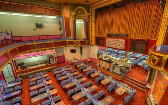 History of Bingo Halls