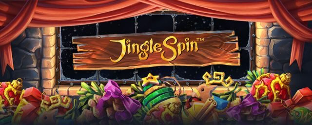 Jingle Spin Christmas Slot