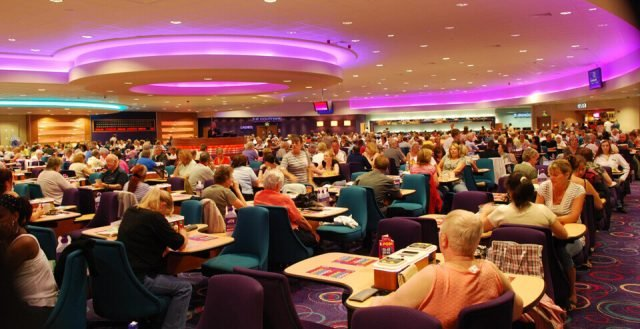 The Evolution of Bingo Halls