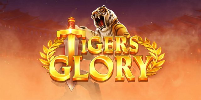 New Tiger's Glory Slot from Quickspin