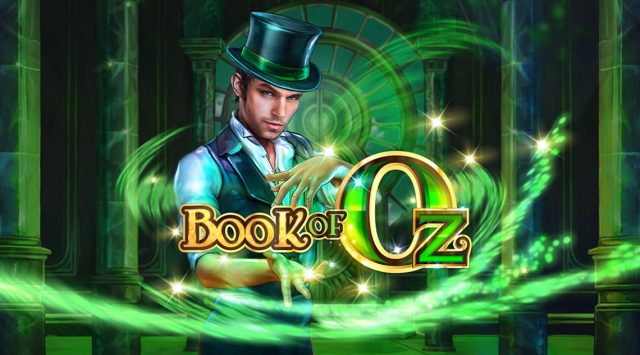 Book of Oz Slot Now Live at Microgaming Casinos