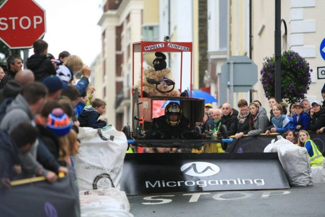 Microgaming Soapbox Race Confirmed for 2019