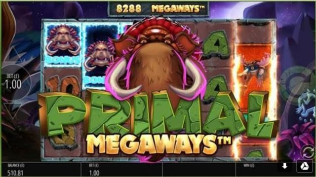 New Primal Megaways Slots