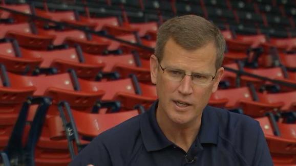 Sam Kennedy Red Sox