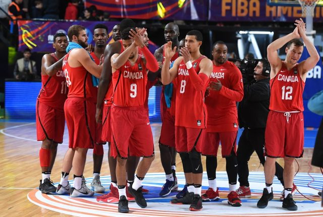 Canada Qualifies For Basketball World Cup