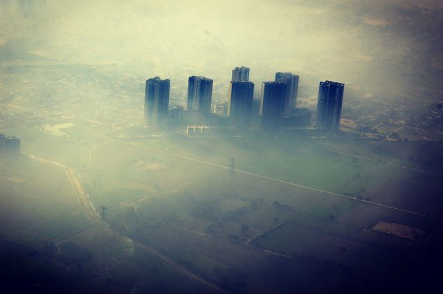Curbing Air Pollution Will Save Lives