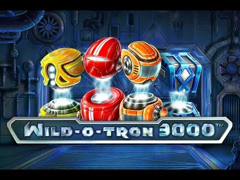 NetEnt Launches New Wild-O-Tron 3000 Slot