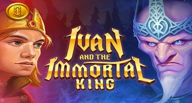 Quickspin Debuts Ivan and the Immortal King Slot